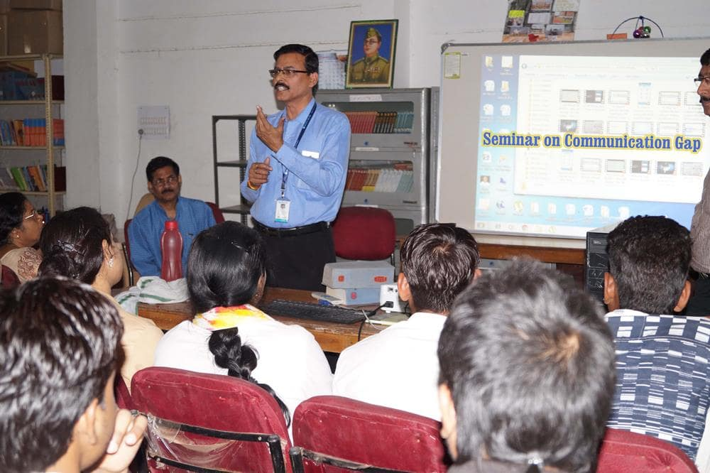 Seminar on Communication Gap