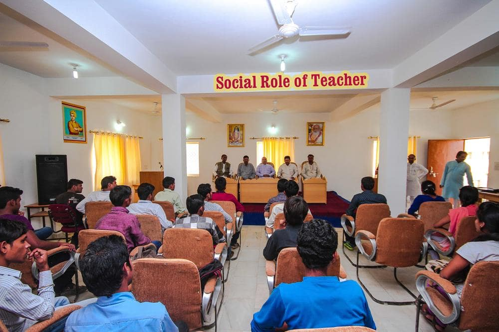 Social Role of Teacher