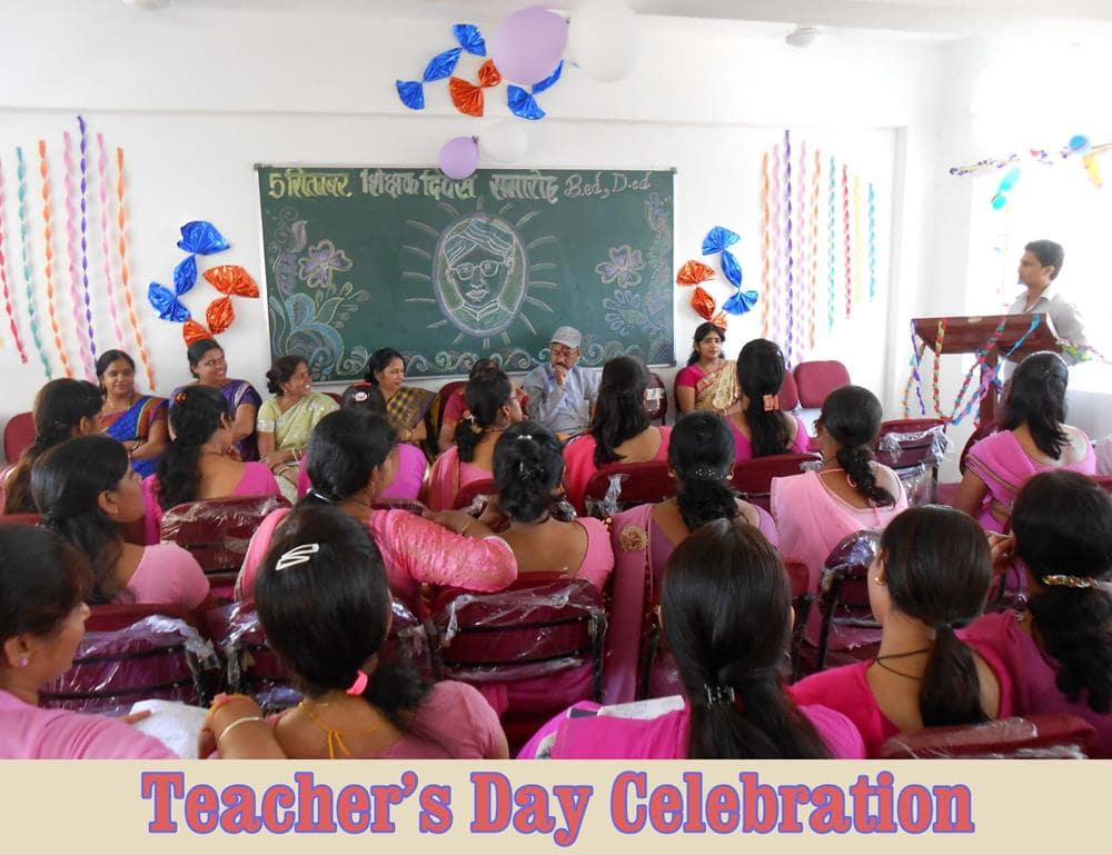 Cultural Activity Teachers Day